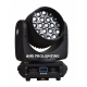 Lyre Wash led zoom 19x12w RGBW