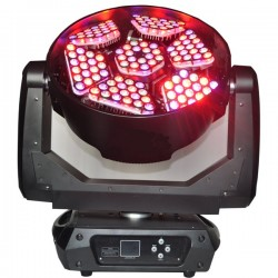 Super lyre SWASH AND BEAM 126*3W LED