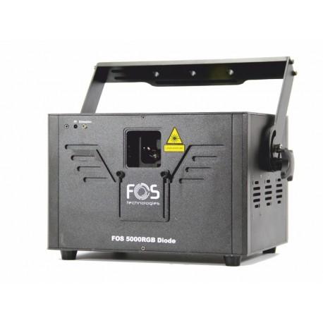 Laser FOS 3000RGB DIODE